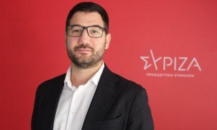 """Ηλιόπουλος: """"Αυτονόητη η παραίτηση Μενδώνη"""" – ΒΙΝΤΕΟ"""