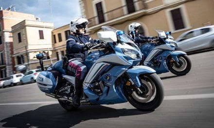 Τα «θηρία» Yamaha FJR1300AE: Η επιλογή της Ιταλικής Αστυνομίας!