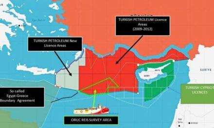 Κλιμακώνει την ένταση η Τουρκία με χάρτη για έρευνες δίπλα στην Κάρπαθο