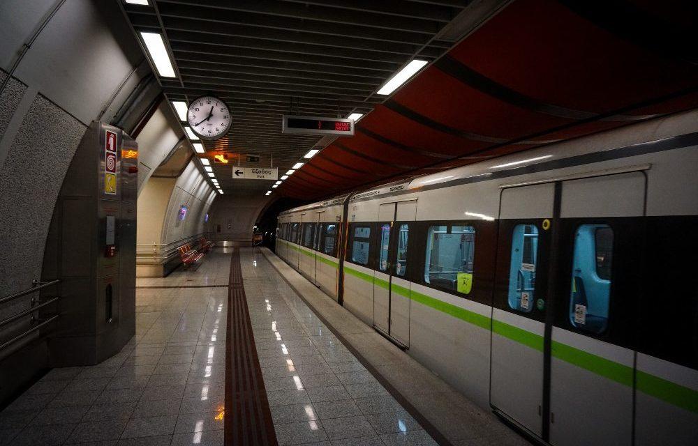 Μετρό: Κλειστός ο σταθμός Πανεπιστήμιο με εντολή της ΕΛ.ΑΣ
