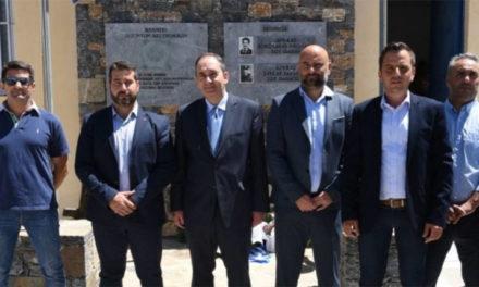 Η ανακοίνωση της ΠΟΥΕΦ για την επιμνημόσυνη δέηση στο Κ.Κ. Νεάπολης