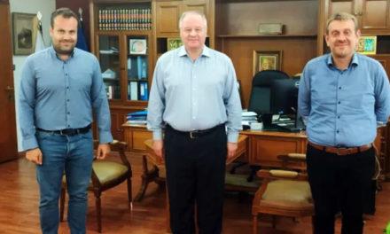Τι συζήτησε με τον Γ.Γ. Δημόσιας Τάξης το προεδρείο της Ένωσης Αστυνομικών Αθηνών