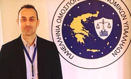 Παναγιώτης Αγγελίδης: Συνήγορος του αστυνομικού