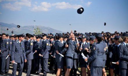 Προκήρυξη για προσλήψεις στην σχολή αστυφυλάκων της αστυνομίας
