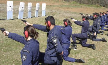 ρεκόρ στον αριθμό των εισακτέων στην Αστυνομική Ακαδημία