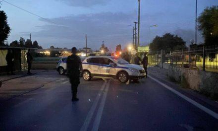"""""""Φαρ Ουέστ"""" ξανά η Καλαμάτα – Έλυσαν… τις διαφορές τους με πυροβολισμούς κοντά στην Αστυνομία"""