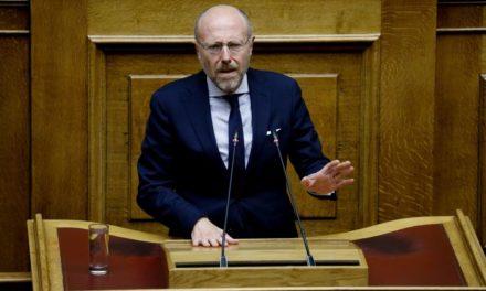 Βαρτζόπουλος: Ζητεί παροχή υγειονομικής βοήθειας στις χώρες των Δυτικών Βαλκανίων