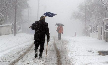 Συναγερμός για τον επερχόμενο χιονιά: Νέα έκτακτη σύσκεψη στην Πολιτική Προστασία για τη «Μήδεια»