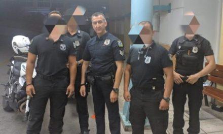 Επίθεση «οπαδών» σε αστυνομικούς της Oμάδας Ζ