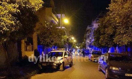 Περιπολικό παραβίασε στοπ και παρέσυρε μοτοσικλετιστή στη Νίκαια
