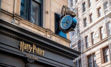 Άνοιξε στη Νέα Υόρκη το μεγαλύτερο κατάστημα Χάρι Πότερ