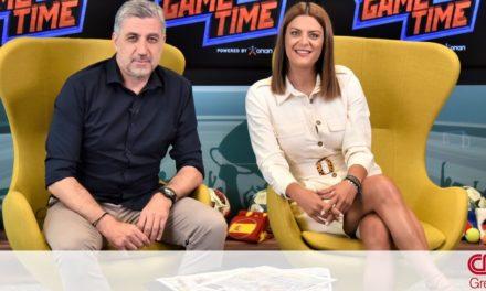 ΟΠΑΠGame Time: Ξεκινά το Ευρωπαϊκό! Ο Κώστας Κωνσταντινίδης μιλά για την πρεμιέρα