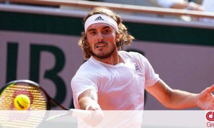 Στέφανος Τσιτσιπάς: Σε εξέλιξη το σετ που κρίνει τον τελικό στο Roland Garros κόντρα στον Τζόκοβιτς