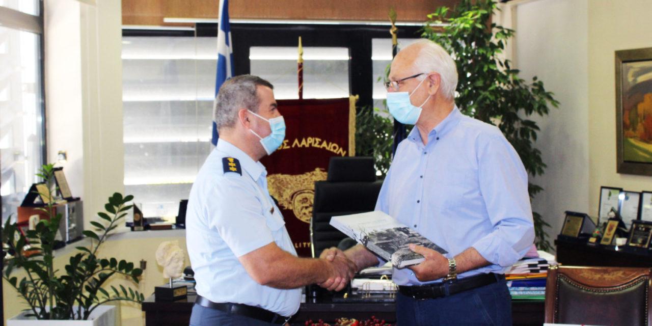 Στον Απ. Καλογιάννη ο νέος διοικητής της Τροχαίας Λάρισας