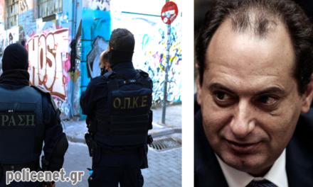 """Χρ. Σπίρτζης: """"Tο οργανωμένο έγκλημα θεριεύει, με την ΕΛ.ΑΣ. να παρακολουθεί αδύναμη και από απόσταση"""""""