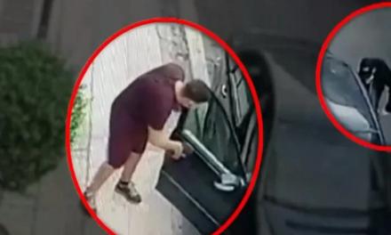 Ντοκουμέντο της δράσης συμμορίας που κλέβει τσάντες από αυτοκίνητα με τη μέθοδο της απασχόλησης