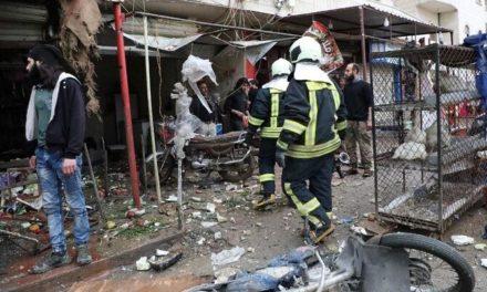 18 νεκροί από πυρά πυροβολικού που έπληξαν συνοικίες και νοσοκομείο στην Αφρίν