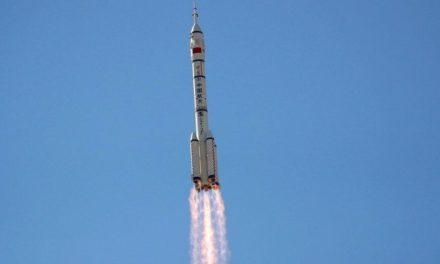 Απογειώθηκε το επανδρωμένο διαστημόπλοιο Shenzhou-12