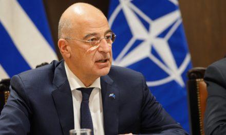 Δένδιας: Το ΝΑΤΟ να προστατεύσει τις θεμελιώδεις αξίες του