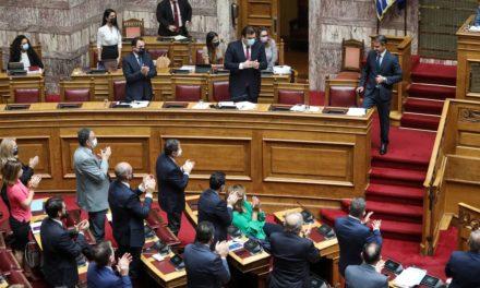 Με 158 ψήφους ψηφίστηκε το νομοσχέδιο για το εργασιακό