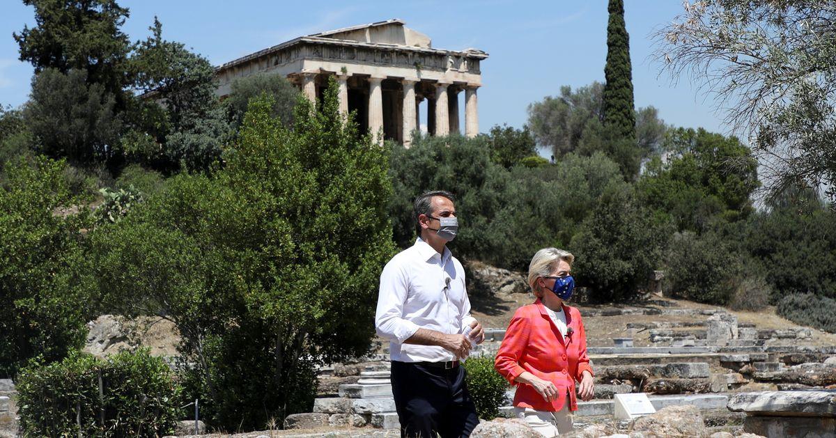 Μητσοτάκης: Το Σχέδιο «Ελλάδα 2.0» υποδεικνύει την Ελλάδα του μέλλοντος