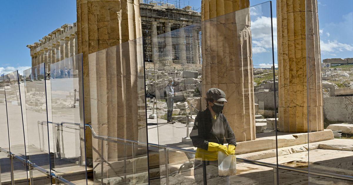 Ευκαιρίες και απειλές για τον ελληνικό τουρισμό στην εποχή του κορoνοϊού