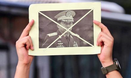 Ο ΟΗΕ ζητεί να σταματήσουν οι παραδόσεις όπλων στη Μιανμάρ