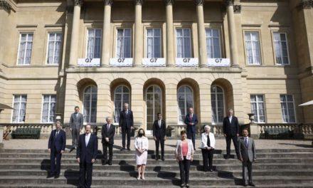 Ιστορική συμφωνία της G7 για την επιβολή παγκόσμιου ελάχιστου εταιρικού φόρου 15%