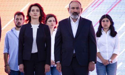 Νίκη του Πασινιάν στις βουλευτικές εκλογές δίνουν τα τελικά αποτελέσματα