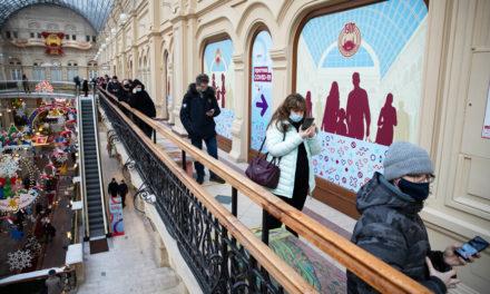 Δημόσια αργία πέντε ημερών στη Μόσχα για να μειωθούν τα κρούσματα