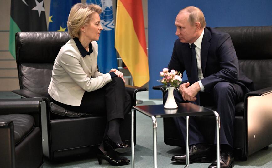 Γαλλία και Γερμανία πρότειναν τη διεξαγωγή συνόδου κορυφής μεταξύ ΕΕ και Ρωσίας με παρουσία Πούτιν