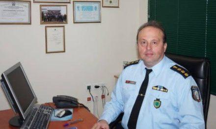 Συνέντευξη του νέου Αστυνομικού Διευθυντή Ημαθίας Ταξίαρχου Γιώργου Αδαμίδη