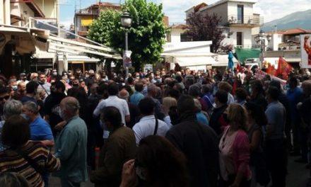 Επεισόδια μεταξύ μελών του ΣΥΡΙΖΑ και ομάδας αντιεξουσιαστών – Χτύπησαν τον πρώην βουλευτή του ΣΥΡΙΖΑ Χρήστο Μαντά