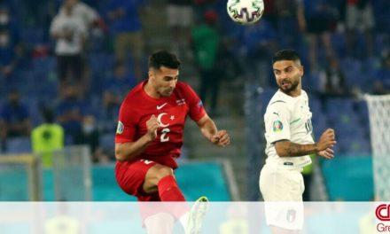Euro 2020: Τουρκία – Ιταλία 0-3 – Με το «δεξί» στην πρεμιέρα η Σκουάντρα Ατζούρα