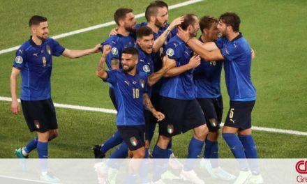 Euro 2020: Ιταλία-Ελβετία 3-0 – Στους «16» ήδη η Σκουάντρα Ατζούρα