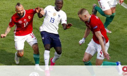 Euro 2020: Ουγγαρία – Γαλλία 1-1 -Τα βρήκαν «σκούρα» οι Γάλλοι