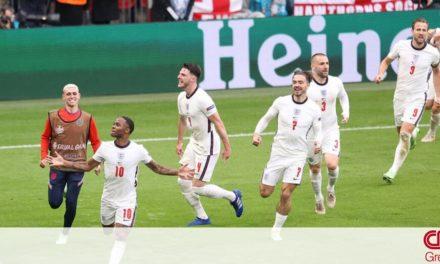 Euro 2020: «Ξόρκισε» την κατάρα η Αγγλία, 2 – 0 την Γερμανία και πέρασε στους «8»