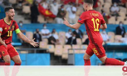 Euro 2020: Στα προημιτελικά το Βέλγιο, απέκλεισε την Πορτογαλία με 1-0