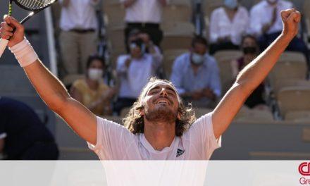 Roland Garros: Για τον απόλυτο άθλο ο Τσιτσιπάς απέναντι στον Τζόκοβιτς
