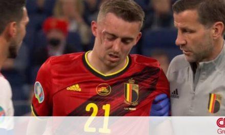 Euro 2020 – Βέλγιο-Ρωσία: Νέο σοκ από σφοδρή σύγκρουση Κουζιάεφ-Καστάνιε