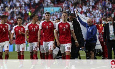 Euro 2020 – Έρικσεν: Το πρώτο του μήνυμα από το νοσοκομείο