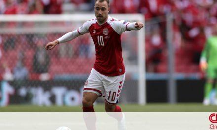 Euro 2020 – Κρίστιαν Έρικσεν: Βάζει εμφυτεύσιμο απινιδωτή μετά την καρδιακή προσβολή