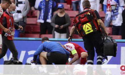 "Euro 2020 – Κρίστιαν Έρικσεν: «Ήταν καρδιακή ανακοπή, ""έφυγε"" και επανήλθε»"