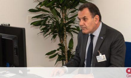 «ΝΑΤΟ 2030» – Παναγιωτόπουλος: Υποστηρίζει η Ελλάδα τη νέα γενιά επιχειρησιακών σχεδίων