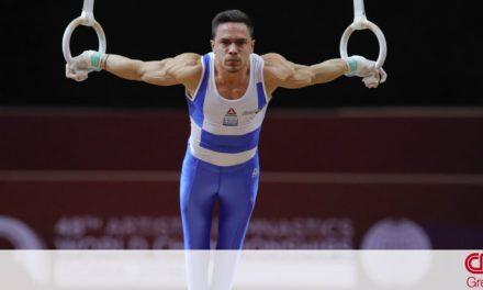 Στο Τόκιο ο Πετρούνιας με το χρυσό μετάλλιο από το Παγκόσμιο Πρωτάθλημα στην Ντόχα