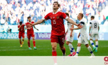 Euro 2020: Ρωσία-Φινλανδία 1-0 – Πήρε «φωτιά» ο β' Όμιλος