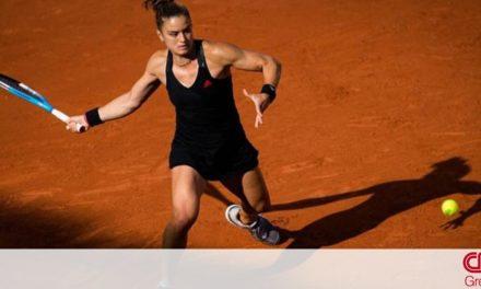 Μαρία Σάκκαρη: Θεαματική πρόκριση στα προημιτελικά του Roland Garros