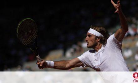 Στον τελικό του Roland Garros o Στέφανος Τσιτσιπάς