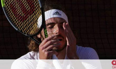 Στέφανος Τσιτσιπάς: Δάκρυσε μετά τον ημιτελικό – «Ήταν ένα όνειρο ζωής»
