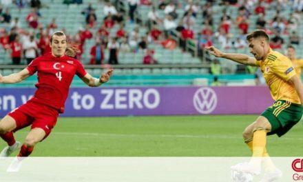 Euro 2020: Τουρκία-Ουαλία 0-2 – Θρίαμβος της παρέας του Μπέιλ